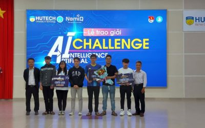 "NamiQ Sponsored ""AI-Challenge"" contest of HUTECH University"